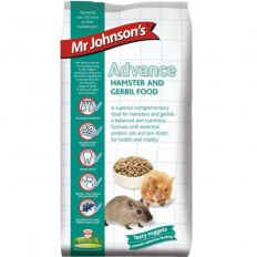 Mr Johnson's Advance Hamsters and Gerbil 750 гр.