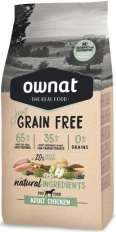 Ownat Grain Free Just Adult Chicken 14 кг