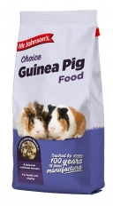 Mr Johnson's Choice Guinea Food 12.5кг
