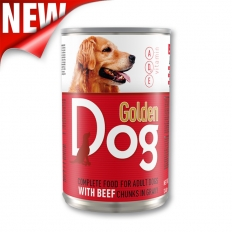 Golden Dog 415 гр консерва