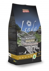 Lenda Nature Grain Free Turkey / Tuna 12 кг