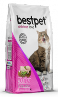 Bestpet cat SELECTION chiken adult 400гр/1кг/15кг