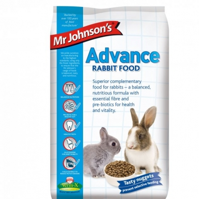 Mr Johnson's Advance Rabbit Food