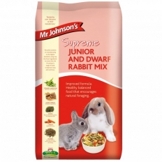 Mr Johnson's Supreme Junior&Draw Rabbit 15кг