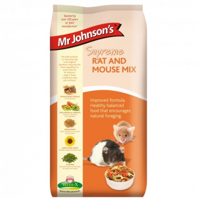 Mr Johnson's Supreme Rat&Mouse Mix 900гр