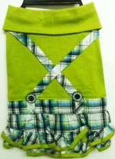 Рокля Green Suspenders