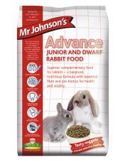 Mr Johnson's Advance Junior & Dwarf Rabbit 1,5 кг.