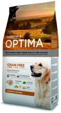 Optima GRAIN FREE Chicken Monoprot Dog 14 kg 40/20