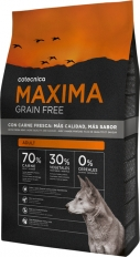 Maxima GRAIN FREE Adult Dog 14 kg38/18
