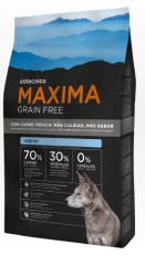 Maxima GRAIN FREE Junior Dog 3 kg 41/20