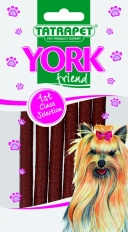 Tatrapet Dog beef sticks 6 бр/45 гр YORK