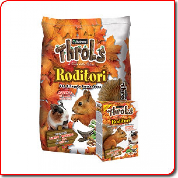 Throls Roditori 15 kg