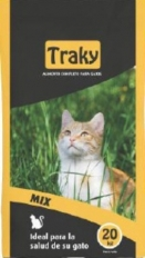 Traky cat mix 20 кг