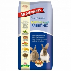 Mr Johnson's Supreme Rabbit Tropical fruit 900гр