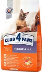 Club 4 Paws Indoor 14 кг