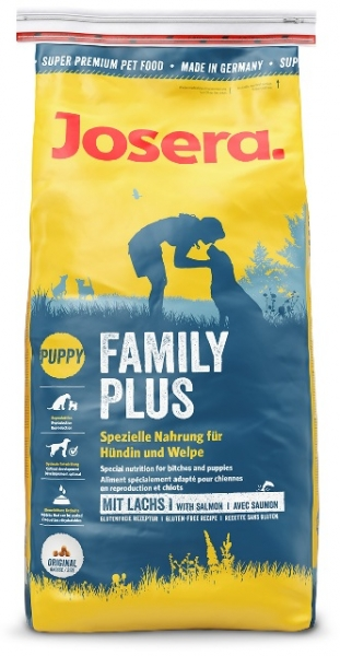 Josera Dog Family Plus 15kg